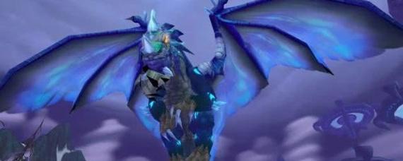 魔兽世界怀旧服艾萨拉的蓝龙掉肌腱么 第1张