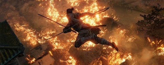 只狼到达仙峰寺正殿后该怎么走 第1张