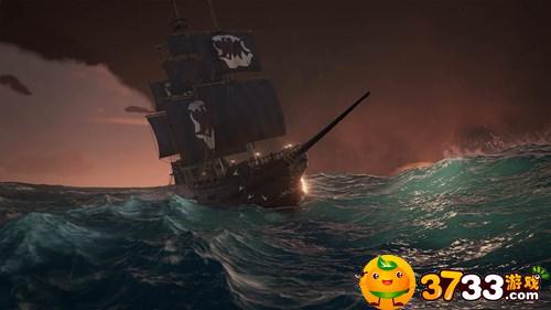 盗贼之海灰暗之风怎么打 第1张